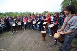 Омск услышит бой барабанов