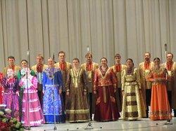 Концерт Уральского хора прошел в Ташкенте