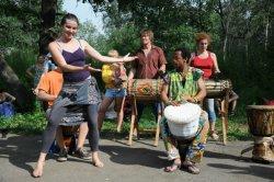 На фестивале «Барабаны мира» наступил конец света